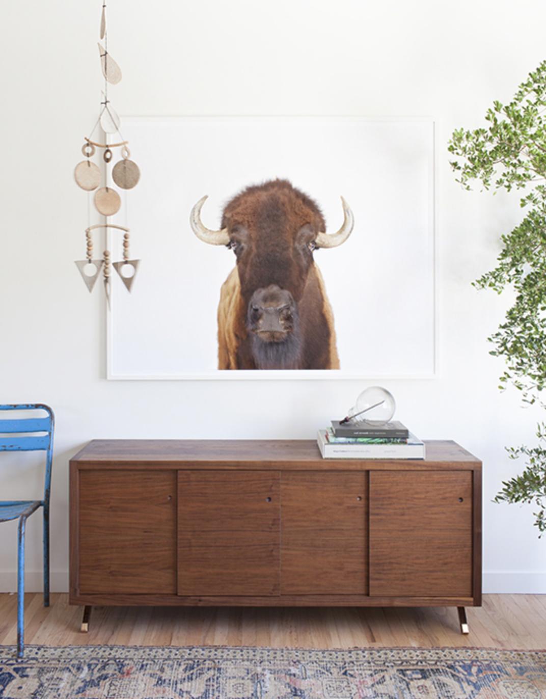 Animal Print Shop Büffel