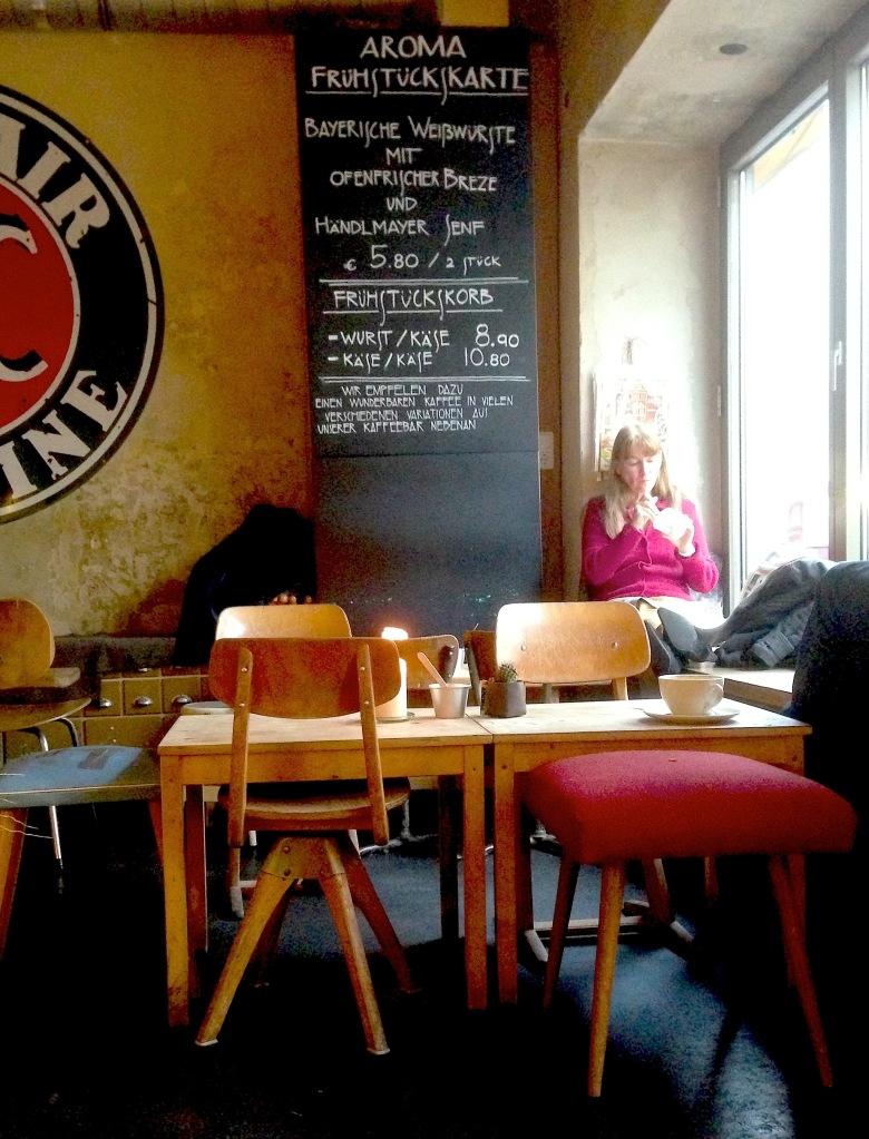 Aroma Kaffeebar Stühle