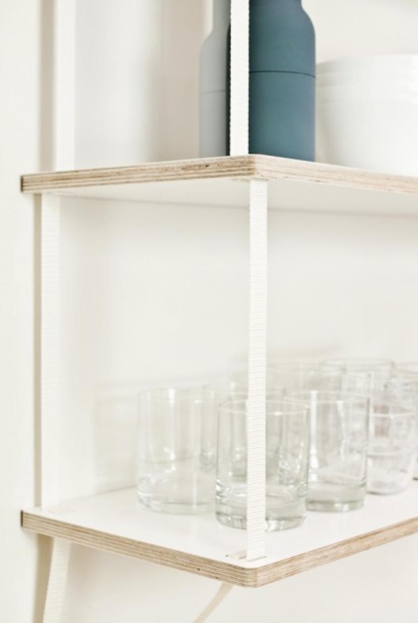 fifti-fifti products Regalboden backback