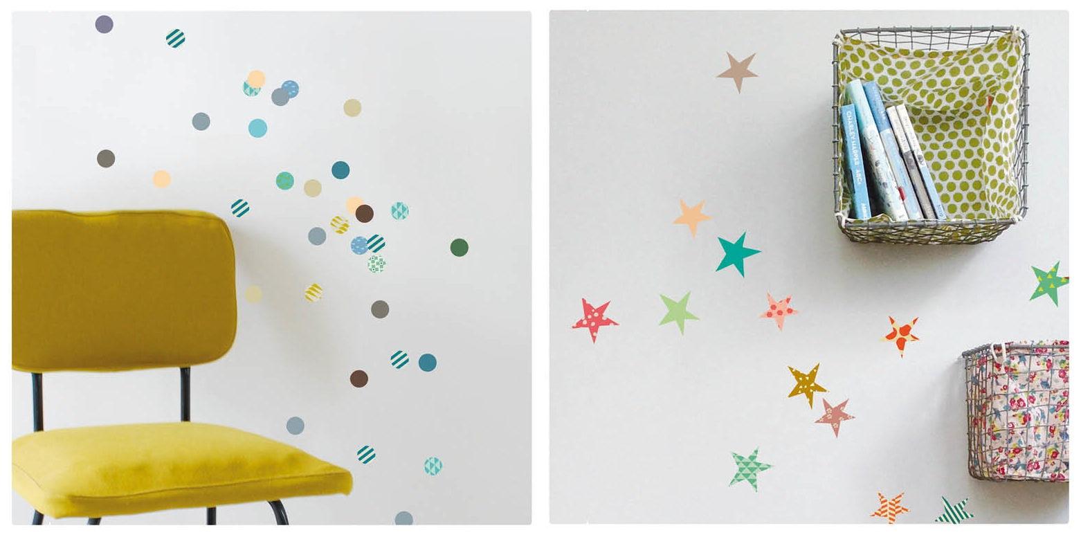 dots and stars