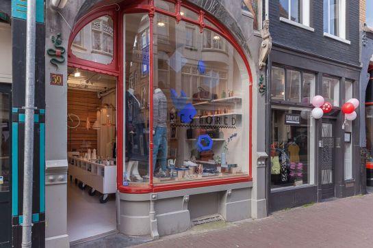 restored store