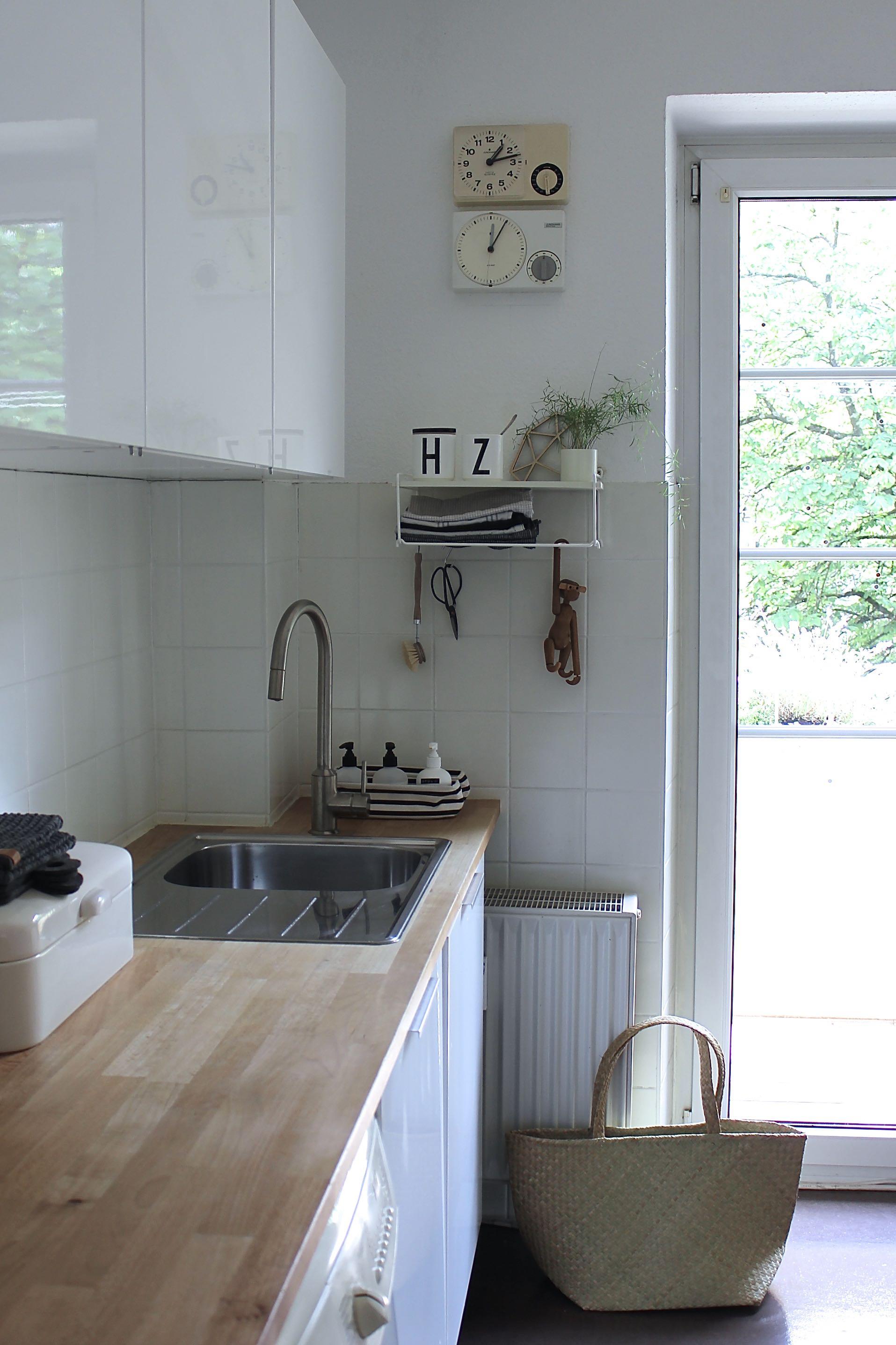 """Nicht ganz """"DIY"""" Küchenregal   Labelfrei-ME"""