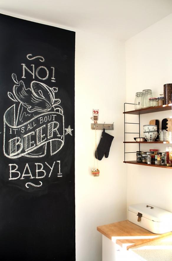 Küche_Tafelwand